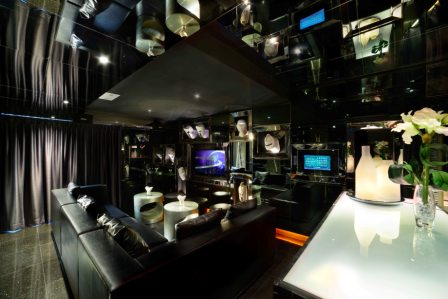 Knight Club Interior